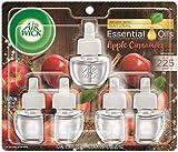 Air Wick Scented Oil 5 Refills, Apple Cinnamon Medley, Each 0.67 fl. oz