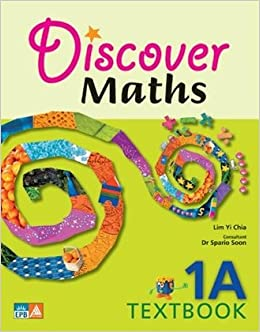 Discover Maths Student Textbook Grade 1A