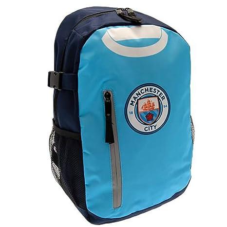 Official Licensed Manchester City F.C - Backpack (KIT)