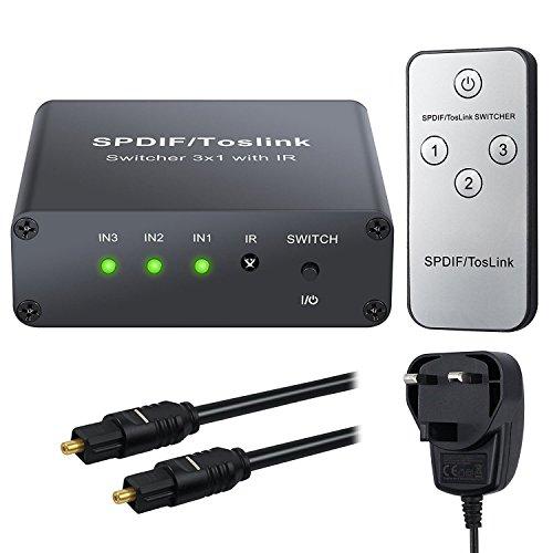 digital audio switch - 7