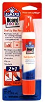 ELMERS Glue Pen Board Mate Dual Tip 1 Oz (E140)