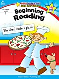 Beginning Reading, Grade 1: Gold Star Edition (Home Workbooks)