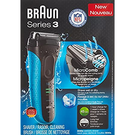 Braun 3040 Male Shaver