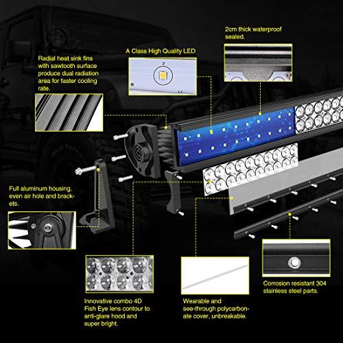 LED Light Bar 22 Inch (24\