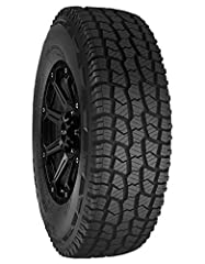 The Westlake SL369 tire is made for all terrains and off-road or highway performance. It is a radial tire featuring a tread pattern which enhances the traction and tread life whatever you are driving on. Go from a highway to off-road on the s...