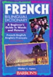 French Bilingual Dictionary, Gladys C. Lipton, 0764102796