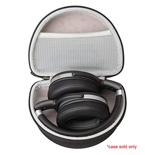 Aproca Hard Carry Travel Bag Case for Sennheiser HD 4.50 BTNC Bluetooth Wireless Headphones (Black)