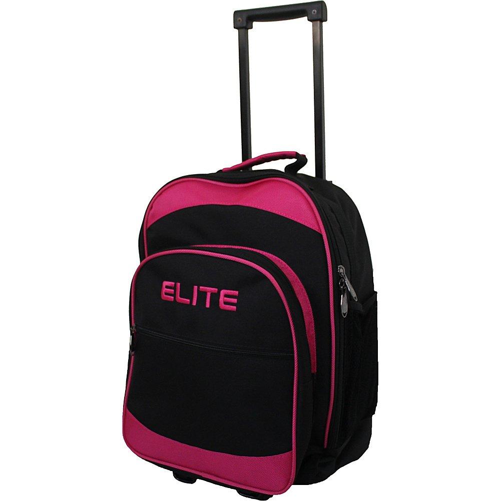 Elite Bowling Elite Ace Single Roller (Pink/Black) by Elite Bowling