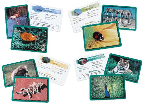 Learning Resources Classifying Cards - About Animals Learning