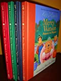 Mery Watson 4 Book Series (Hardcover) (Mercy Watson: to the Rescue, Goes for a Ride, Fights Crime, and Princess in Disguise, No. 1 - 4)