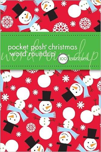 Pocket Posh Christmas Word Roundup: 100 Puzzles