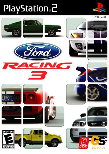 Ford Racing 3 - PlayStation 2 ()