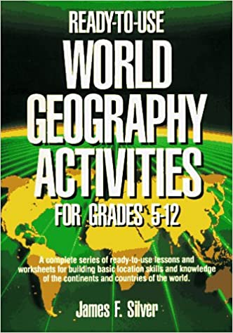 Amazon.com: Ready-To-Use World Geography Activities for Grades 5 ...