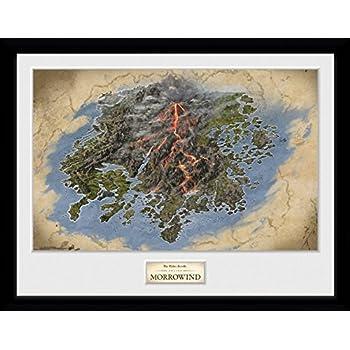 Amazon Com The Elder Scrolls Online Framed Collector
