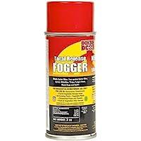 Doktor Doom DDTRF3OZ 3-Ounce Total Release Fogger, Mini, 3 oz, Red