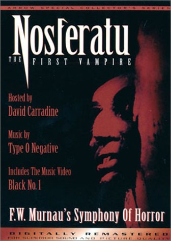 Nosferatu - The First Vampire by Arrow Entertainment