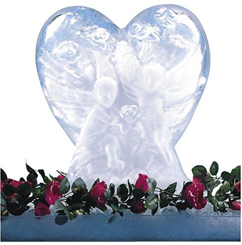 (Carlisle Ice Sculpture Molds, Multiple Shapes, Single Use)