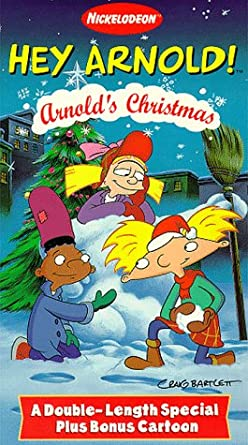 Amazon.com: Hey Arnold - Arnold's Christmas [VHS]: Craig Bartlett ...