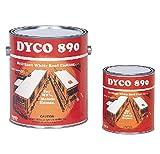 Dyco Paints Inc. Qt White Dyco 890 890 Qt