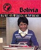 Front cover for the book Bolivia by Yoshiyuki Ikuhara