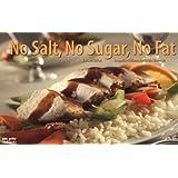 No Salt, No Sugar, No Fat (Nitty Gritty Cookbooks)