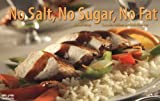 No Salt, No Sugar, No Fat, Jacqueline Williams and Goldie Silverman, 1558673067