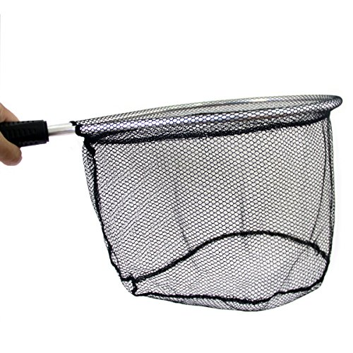 Sams aluminum landing nets catch and release net fish for Fish landing nets