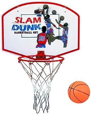 Mini Basketball Set Slam Dunk - Juego de cazuelas de Baloncesto ...