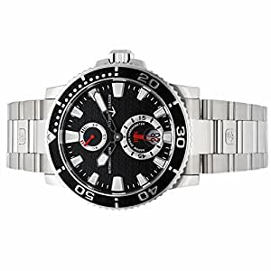 Ulysse Nardin Maxi Marine automatic-self-wind mens Watch 263-33-7/92 (Certified Pre-owned)