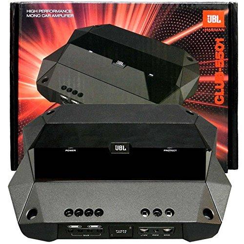(JBL CLUB-5501 Monoblock Amplifier 1300W Peak (650W RMS) Club Series Class D Monoblock)