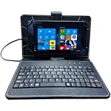 Naxa CORE 7 Tablet with Windows 10 and Keyboard Case(Model #NID-7017)
