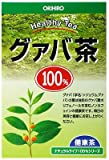 ORIHIRO NL Tea 100% Guava Tea 2g-25packs