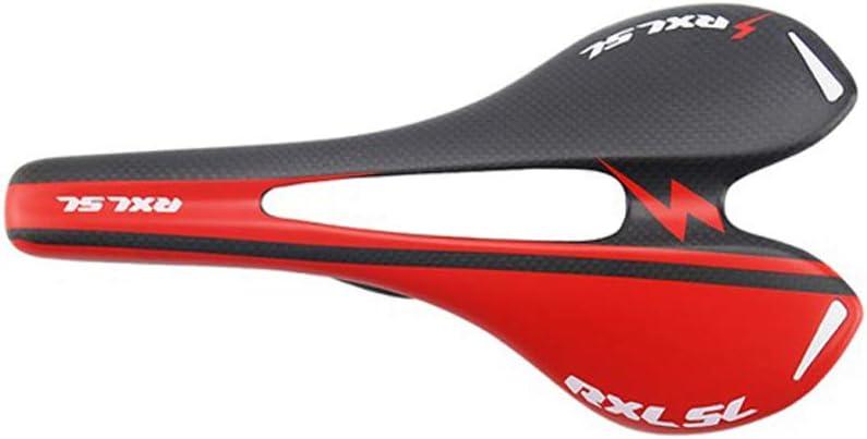 RXL SL Sillin Bicicleta Carbono para Mujeres y Hombres 275 * 143mm 110g