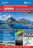 Sightseeing guide Norway | Lofoten 1: 250000