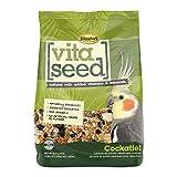 Vita Seed Cockatiel Food, 2.5 lb.
