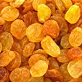 Raisins - Bulk Golden Raisins In 25 Pound Boxes - Freshest and highest quality dried fruits from US Based farmer market - Dried fruits for events, homes, restaurants, and bakeries. (25 LBS)