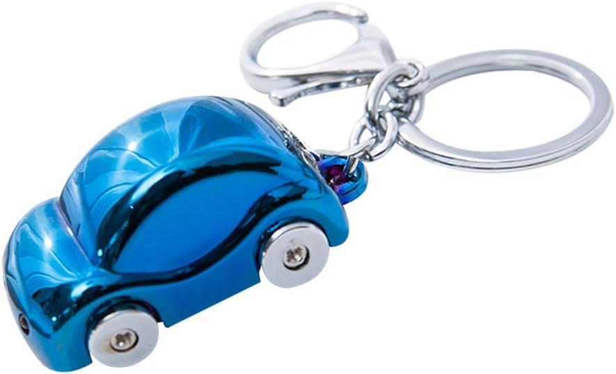 Drawihi Portachiavi Anello Porta Chiavi Keychain Key Chain Portachiavi per autoper Uomo Portachiavi Portachiavi apribottiglie Cilindro doro
