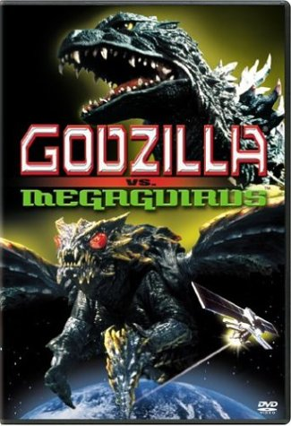 Image result for godzilla vs megaguirus