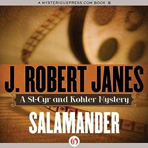 Salamander Audiobook