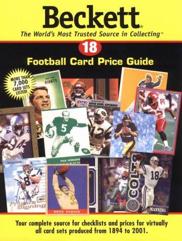 Beckett Football Card Price Guide pdf