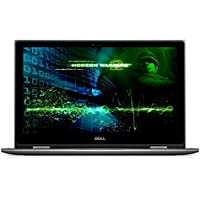 2017 Premium Dell 17.3 Full HD 1080P Laptop PC, 7th Intel I7-7500U Processor, 16GB DDR4 RAM, 2TB HDD, Dedicated Graphics 4GB, DVD, Backlit-Keyboard, HDMI, Bluetooth, 802.11AC, Webcam, Windows 10-Gray