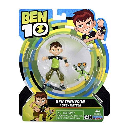 Ben 10 Ben & Grey Matter Basic Figure