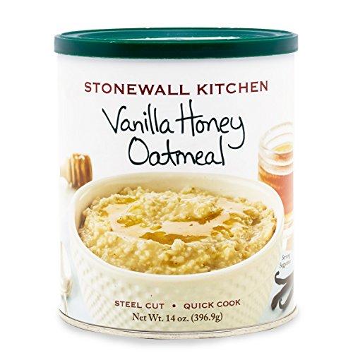 Vanilla Oatmeal (Stonewall Kitchen Vanilla Honey Oatmeal)