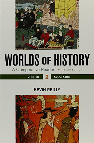 Worlds of History, Volume 2: A Comparative Reader, Since 1400 cover
