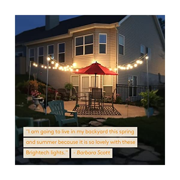 Brightech-Ambience-Pro-Commercial-Grade-Outdoor-Strand-Lights-with-Hanging-Sockets-Market-Cafe-Edison-Vintage-Bistro-Weatherproof-Strand-for-Patio-Garden-Porch-Backyard-Party-Deck-Yard