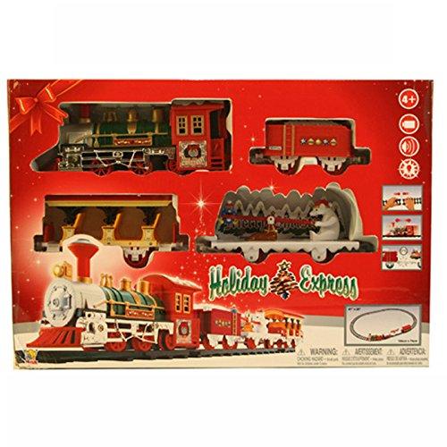 Gueydon Jouets Sas 800457 - Radio Commande Véhicule Miniature - Train Noël Express