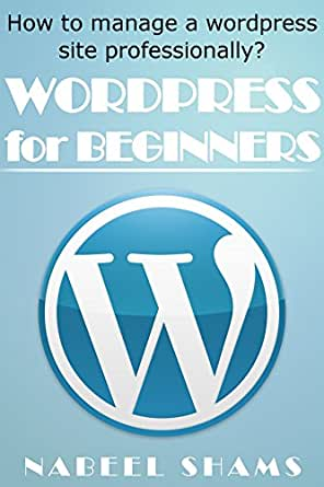 for dummies template book cover - wordpress for beginners a wordpress for