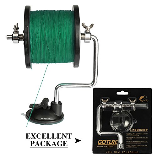 1x Fishing Line Spooler System ,Fishing Tackle Special Offer