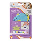 Dreambaby Non-Slip Bath Appliques, - 2 Packs Of 10 Count = 20 Count