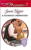 A Passionate Proposition, Susan Napier, 0373121938